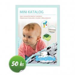 Propagační materiály Sensillo balení-50 ks Dle obrázku