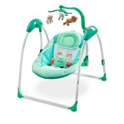 Dětská houpačka CARETERO LOOP mint Zelená
