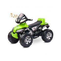 Elektrická čtyřkolka Toyz Cuatro green Zelená