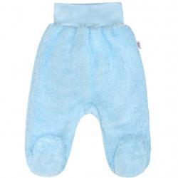 Zimní polodupačky New Baby Nice Bear modré Modrá velikost - 62 (3-6m)