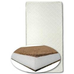 Matrace komfort II bílá Bílá