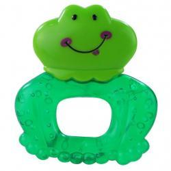 Chladící kousátko Baby Mix žabka Zelená