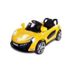 Elektrické autíčko Toyz  Aero - 2 motory a 2 rychlosti žluté Žlutá