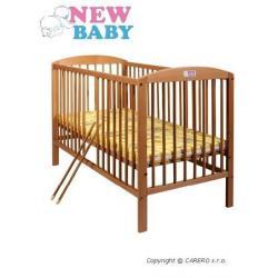 Buková postýlka NEW BABY Juliet - přírodní Přírodní