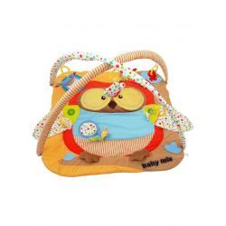 Hrací deka Baby Mix sova Dle obrázku