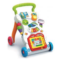 Dětské hrající edukační chodítko Baby Mix Dle obrázku