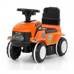 Dětské jezdítko se zvukem Milly Mally ROLLY orange Oranžová
