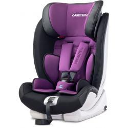 Autosedačka CARETERO Volante Fix purple 2016 + dárek Fialová