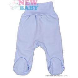 Kojenecké polodupačky New Baby Classic Modrá velikost - 86 (12-18m)