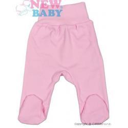 Kojenecké polodupačky New Baby Classic Růžová velikost - 86 (12-18m)