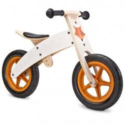 Dětské odrážedlo kolo Toyz Woody beige Béžová